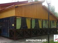 шторы ПВХ для террас